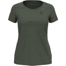Odlo Concord Element T-Shirt S/S Crew Neck Women, climbing ivy/matte green